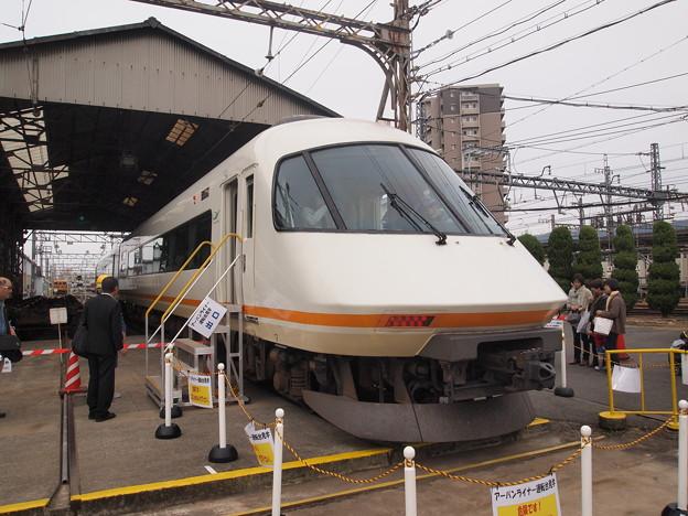 近鉄21000系アーバンライナーplus 高安検車区