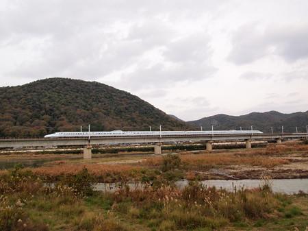 N700系さくら  山陽新幹線相生~岡山01