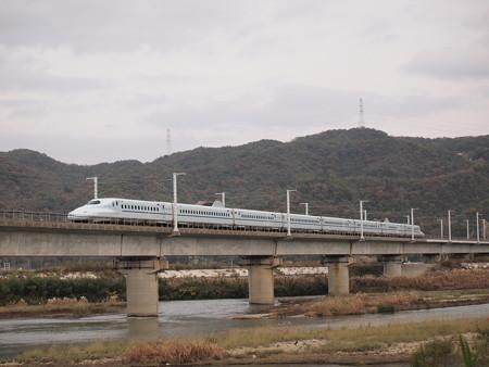 N700系さくら  山陽新幹線相生~岡山02