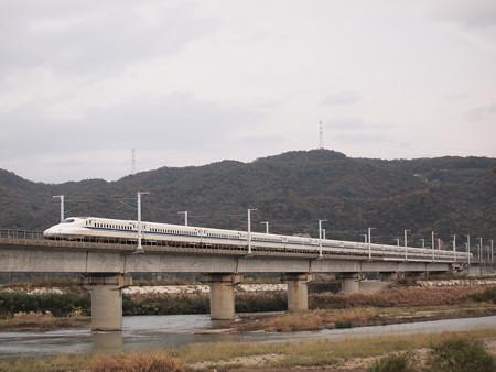 N700系のぞみ  山陽新幹線相生~岡山04