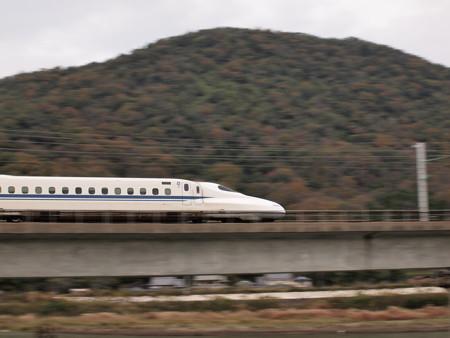 N700系のぞみ  山陽新幹線相生~岡山06