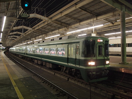 南海10000系特急サザン   南海本線天下茶屋駅05