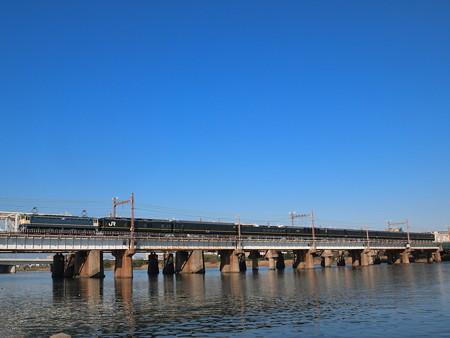 EF65 寝台特急トワイライトエクスプレス 東海道本線新大阪~大阪02