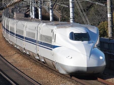 N700系のぞみ  山陽新幹線岡山~相生04