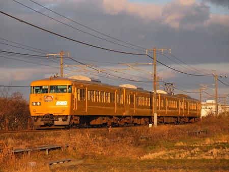 117系快速サンライナー 山陽本線庭瀬~中庄02