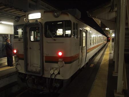 キハ48形普通 紀勢本線松阪駅03