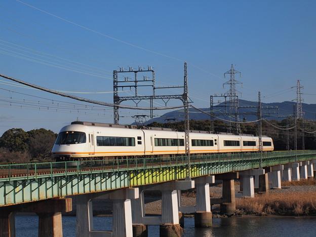 近鉄21000系名伊乙特急近鉄山田線宮町~小俣02