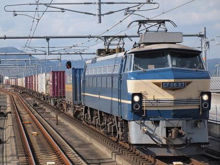 EF66貨物  山陽本線加古川駅03