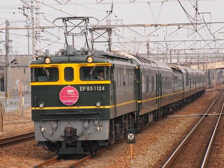 EF65 トワイライトエクスプレス 山陽本線英賀保駅03