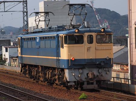 EF65回送 山陽本線下関駅01