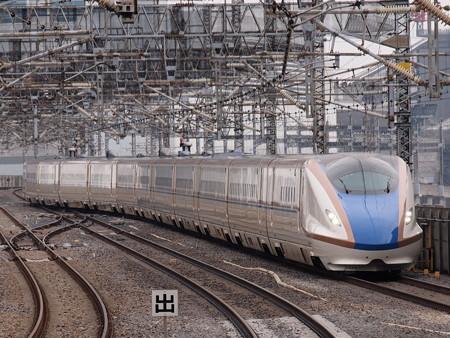 E7系あさま  東北新幹線大宮駅 01