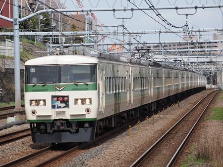 185系特急踊り子 東海道本線川崎~横浜01
