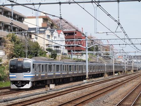 E217系普通 横須賀線武蔵小杉~横浜01