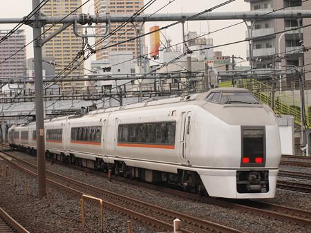 651系回送   東北本線上野~尾久02