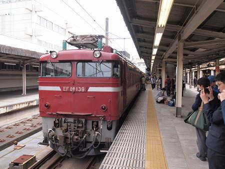 EF81 東北本線上野駅02