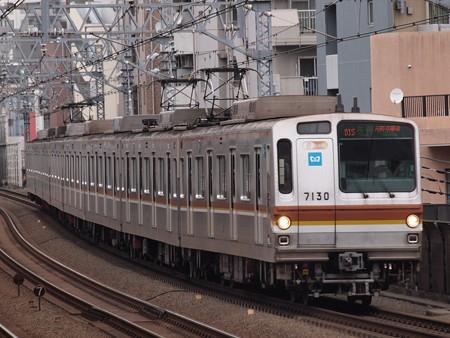 メトロ7000系各停 東急東横線武蔵小杉駅02