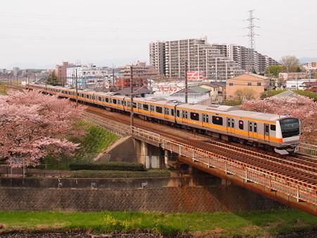 E233系 中央本線日野~立川01