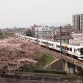 E257系特急かいじ中央本線日野~立川01