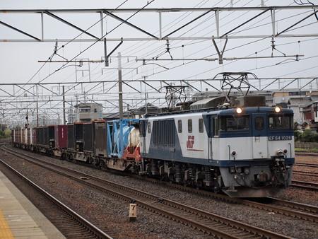 EF64貨物 東海道本線清州駅02