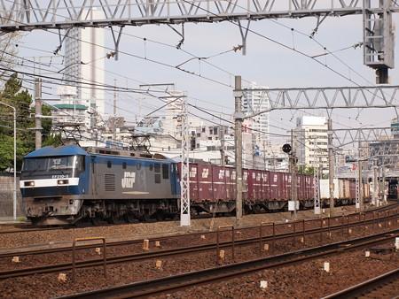 EF210貨物 東海道本線金山~熱田