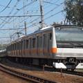 E233系各停 中央本線豊田~八王子01