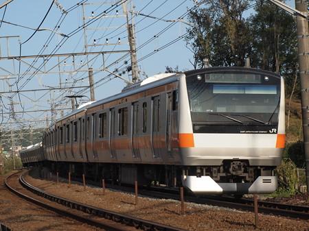 E233系各停 中央本線豊田~八王子04