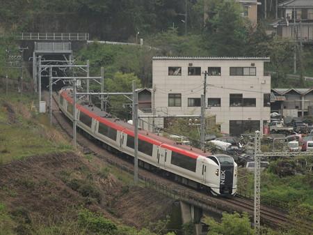 E259系特急成田エクスプレス 中央本線藤野~上野原