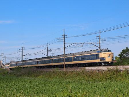 583系ニコニコ超会議号  武蔵野線東浦和~東川口01