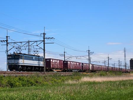 EF65貨物   武蔵野線東浦和~東川口02