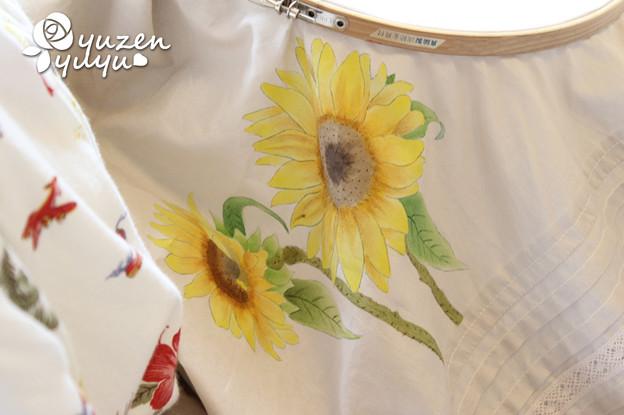 ひまわりのスカート2