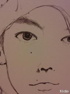 『Takeru san 』0.28mm のペンで…φ( ..) カキカキ