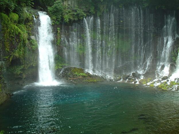 Photos: 白糸の滝(山梨県富士吉田市)