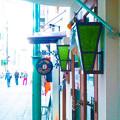 写真: カフェ通り