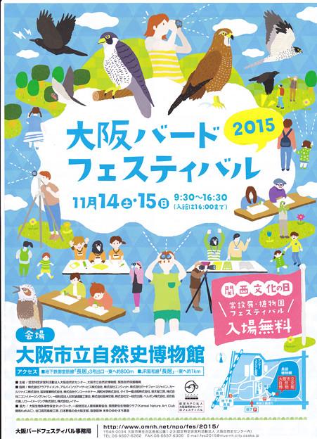 大阪バードフェスティバル