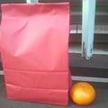 写真: 柳森神社で福袋配布なう #...