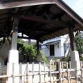 世田谷線:上町駅界隈_代官屋敷-10井戸b