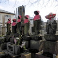 Photos: 世田谷線:松原駅界隈_西福寺-12六地蔵b