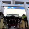 Photos: 品川駅高輪口界隈_高山(稲荷)神社-01鳥居・社殿