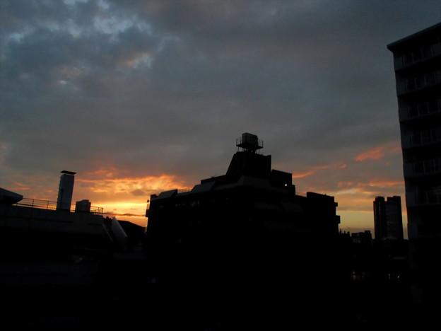 写真: 夕焼け_2015.10.17.-01a