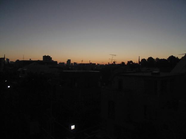 Photos: 夜明け_2015.10.25.-01
