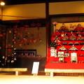 Photos: 赤羽-北区ふるさと農家体験館-01旧松澤家住宅c吊るし雛と雛壇c