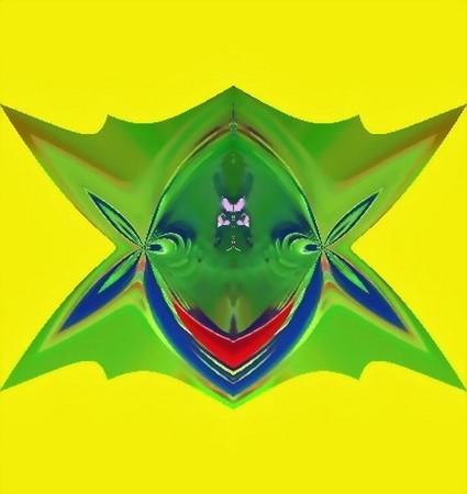 未知との遭遇_Alien-06トカゲラーa