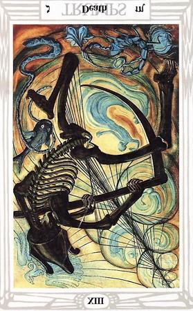 タロットカード_Death(3)