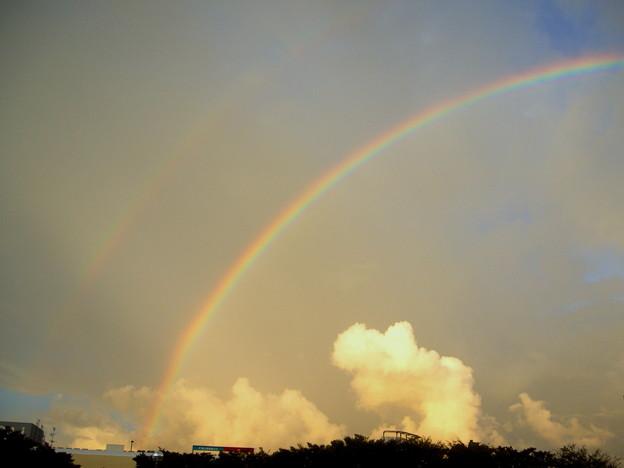 あの日の虹