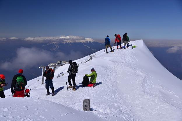 Photos: 駒ヶ岳山頂