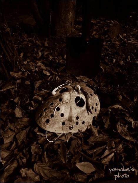 第102回モノコン 13日の金曜日の夜に森でヘッドフォンを見つけたらこんな感じ ~寄生~