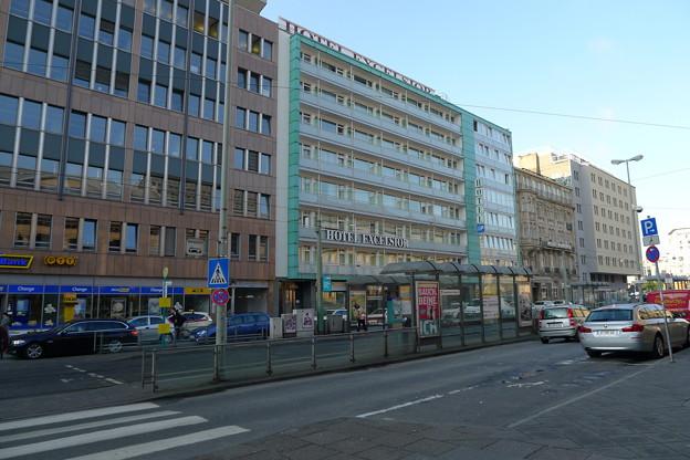 フランクフルト ホテル・エクセルシオール