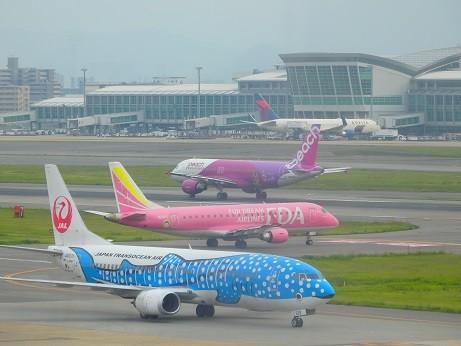 トリオ~福岡空港