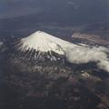写真: 『富士山上空』其の弐