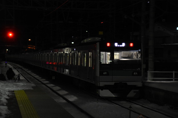 E233系マト車長野配給